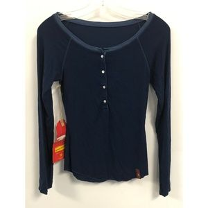 NWT Peoples Liberation Ribbed Velveteen Tee Shirt